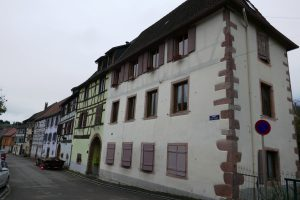 Soultzbach-les-Bains, Rue des Bains