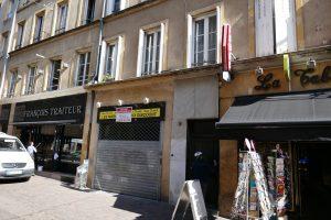 Metz, rue de la Tete d'Or