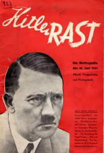 Hitler rast